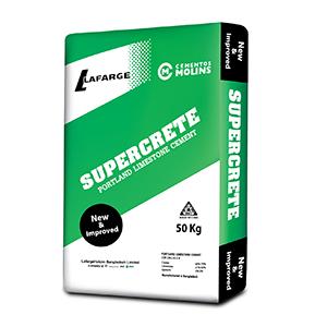 Supercrete Cement